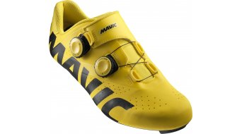 Mavic Cosmic Pro Ltd bici carretera-zapatillas Caballeros-zapatillas amarillo Mavic/negro