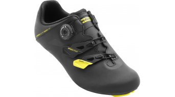 Mavic Cosmic Elite Vision CM Winter Rennrad-Schuhe Herren Gr. 44 (9.5) black/yellow mavic/black