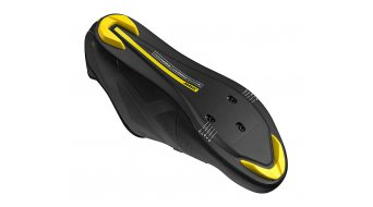 Mavic Cosmic Pro scarpe ciclismo da uomo mis. 38 2/3 (5.5) black/yellow Mavic/black