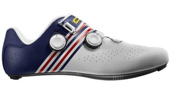 Mavic Cosmic Pro SL La France- Limited Edition vélo de course-chaussures hommes taille white/blue/red