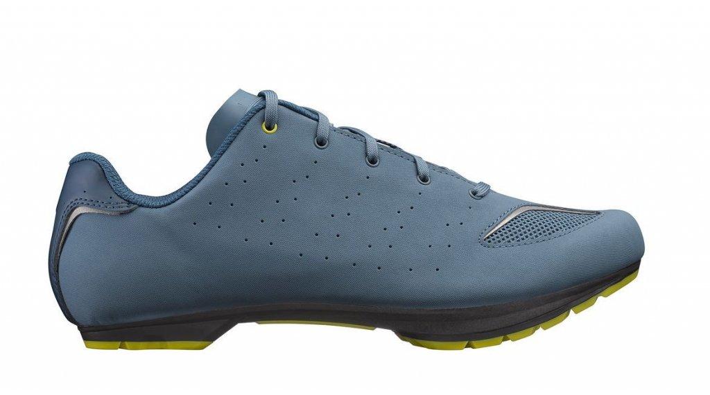 Mavic Allroad Elite Gravel-鞋 男士 型号 38 2/3 (5.5) teal/majolica blue/sulphur spring