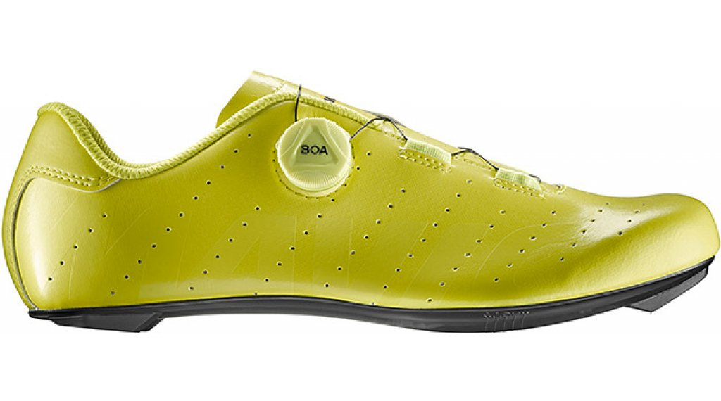 Mavic Cosmic Boa 公路赛车-鞋 男士 型号 42 (8) sulphur spring/sulphur spring/sulphur spring