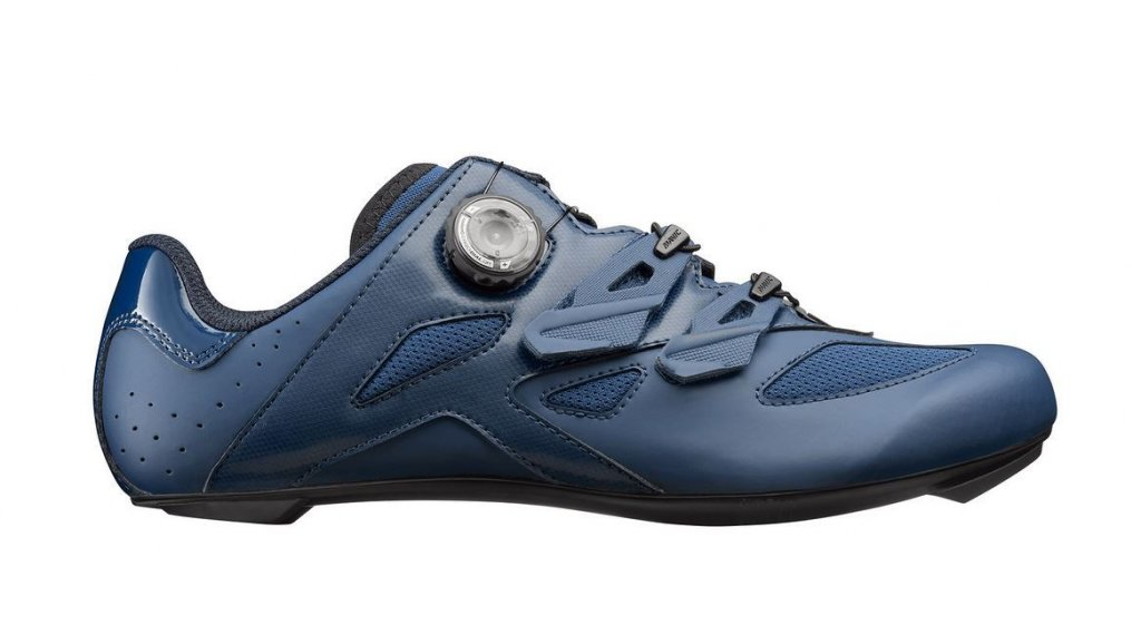 Mavic Cosmic Elite road bike- shoes men size 48 2/3 (13) poseidon/Eclipse/black