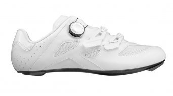 Mavic Cosmic Elite road bike- shoes men size 38 2/3 (5.5) white/white/black