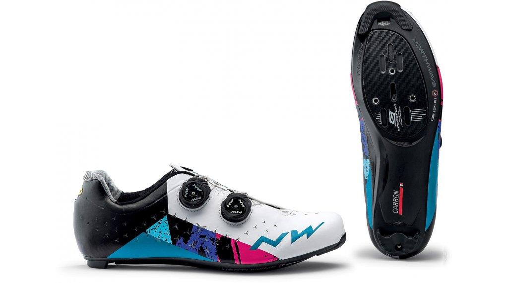 Northwave Revolution 2 公路赛车-鞋 男士 型号 36.0 white/black/blue