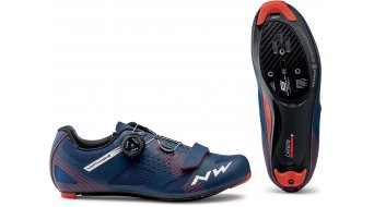 Northwave Storm carbon road bike- shoes