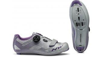Northwave Storm Rennrad-Schuhe Damen silver