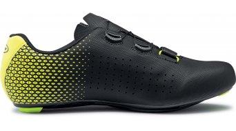 Northwave Core Plus 2 Rennrad-Schuhe Herren Gr. 36.0 black/yellow fluo