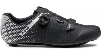 Northwave Core Plus 2 Rennrad-Schuhe Herren Gr. 36.0 black/silver