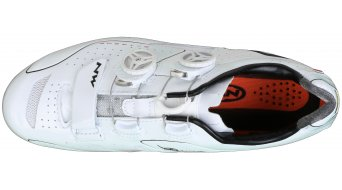 Northwave Extreme bici carretera zapatillas tamaño 40 blanco/negro