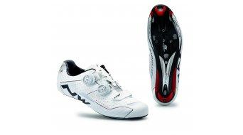 Northwave Extreme Wide Rennrad Schuhe reflective white