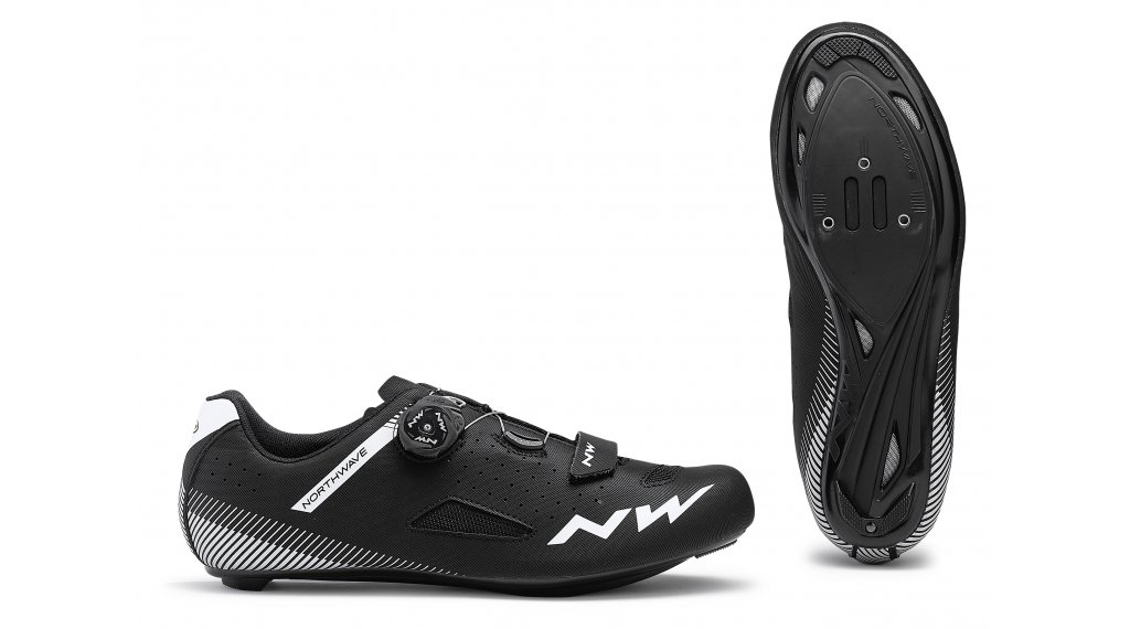 Northwave Core Plus Rennrad-Schuhe Gr. 36.0 black