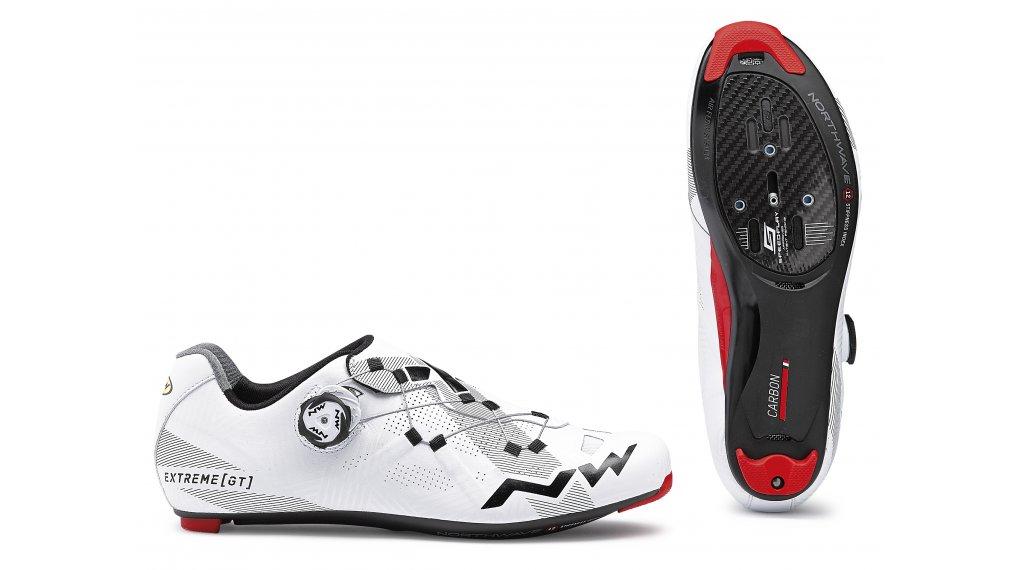 ofrecer descuentos bebé zapatillas de skate Northwave Extreme GT bici carretera-zapatillas tamaño 44 blanco
