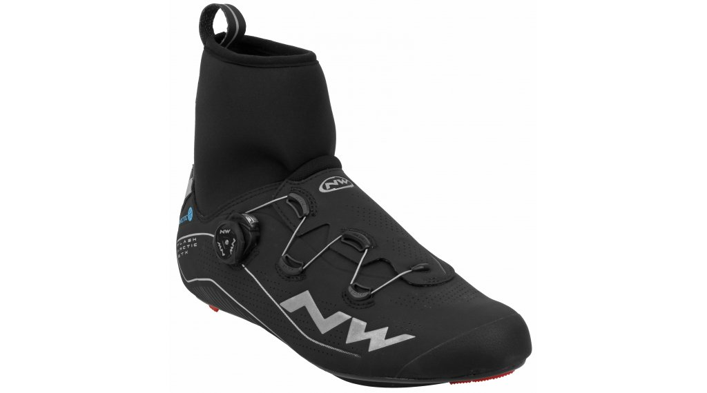 Northwave Flash Arctic GTX 秋冬款 公路赛车-鞋 型号 41.0 black