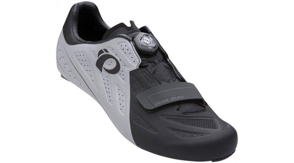 Pearl Izumi Elite V5 Rennrad-Schuhe Herren Gr. 39.0 black/silver reflective