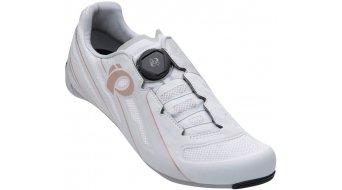 Pearl Izumi Race V5 Rennrad-Schuhe Damen white/grey