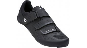 Pearl Izumi Select V5 road bike- shoes men size 40.0 black/black- display item with mounting spuren from SPD-Cleats