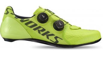 Specialized S-Works 7 scarpe ciclismo mis. 40.0 hyper verde