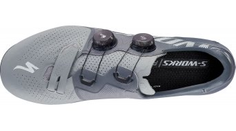 Specialized S-Works 7 bici carretera-zapatillas tamaño 42.0 cool gris/slate