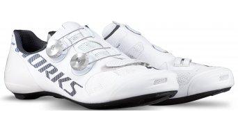 Specialized S-Works Vent bici carretera-zapatillas tamaño 39.0 blanco