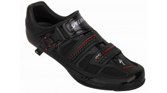Specialized Pro Rennrad-Schuhe Gr. 42.5 black/red Mod. 2015