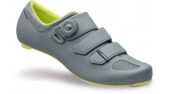 Specialized Audax Schuhe Rennrad-Schuhe Gr. 41 warm charcoal/hyper green Mod. 2016