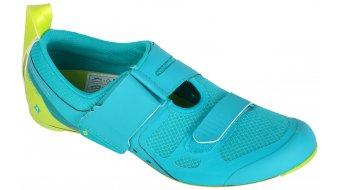 Specialized Trivent SC Schuhe Damen Triathlon-Schuhe turquoise/hyper green Mod. 2016