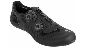 Specialized S-Works 6 Rennrad-Schuhe Gr. 41 black Mod. 2018 - VORFÜHRTEIL mit Kratzspuren an der Sohle des rechten Schuhs im Bereich der Cleatmontage