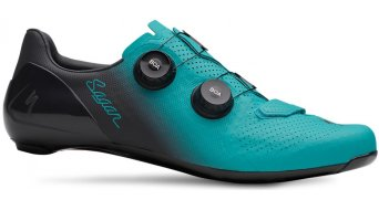 Specialized S-Works 7 Limited Edition Peter Sagan bici carretera-zapatillas tamaño 48.0 teal
