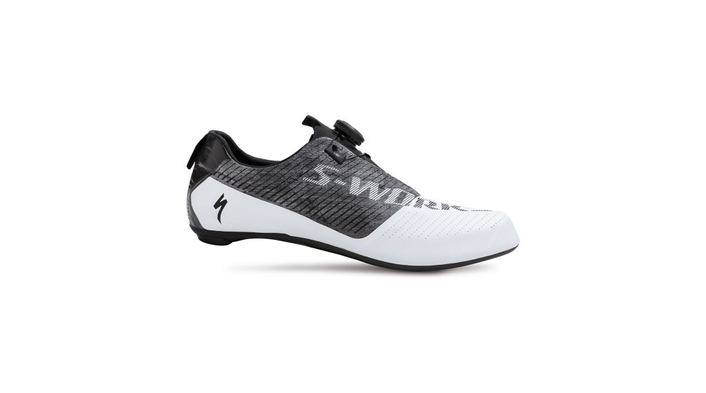 Specialized S-Works Exos road bike- shoes size 37.0 white