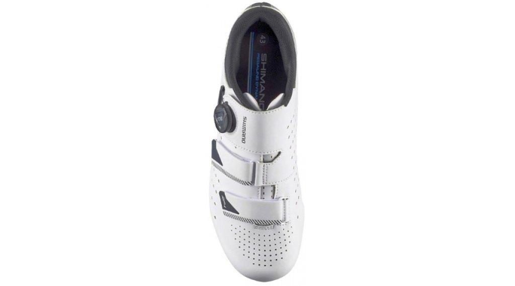 Shimano SH RP400E Rennrad Schuhe Herren Gr. 41.0 breit black