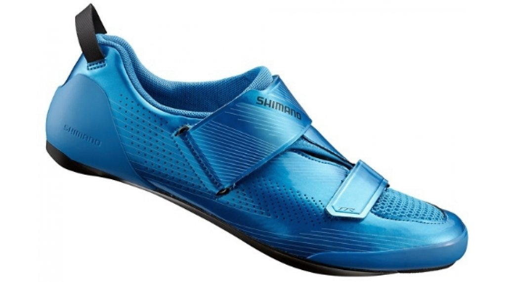 Shimano SH-TR901 铁人三项/公路赛车-鞋 男士 型号 38.0 blue