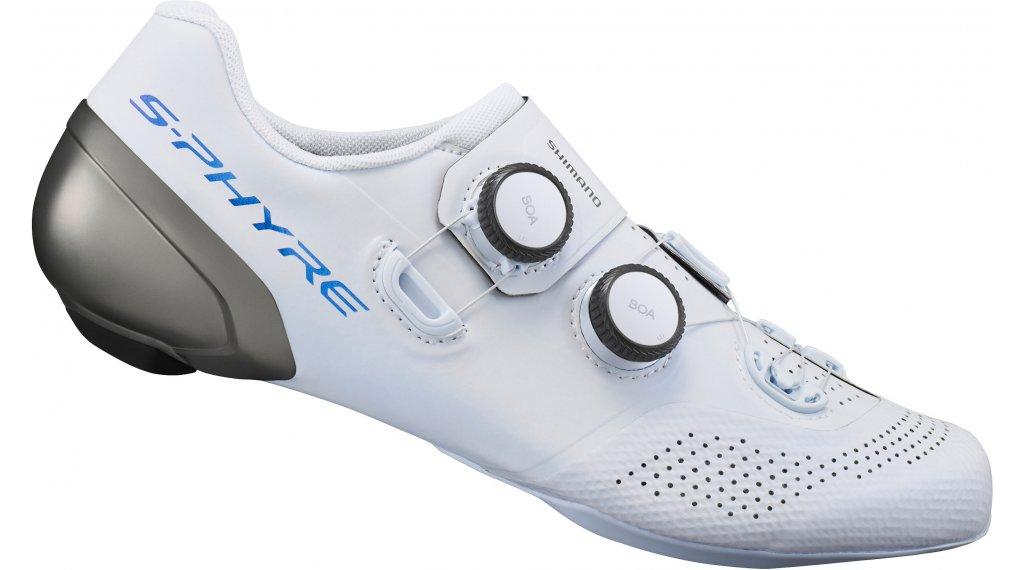 Shimano S-Phyre SH-RC9 Rennrad-Schuhe Gr. 38.0 white