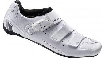 Shimano SH-RP9W SPD-SL scarpe bici da corsa mis. 42 bianco