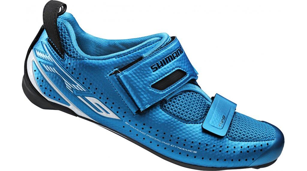 Die Shimano SH TR9 SPD SL Triathlon Schuhe