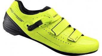 Shimano SH-RP5Y SPD-SL/SPD scarpe bici da corsa mis. 44 specialeedition neon- giallo