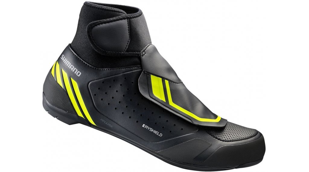 Shimano SH-RW5 SPD-SL/SPD winter road bike- shoes size 41.0 black