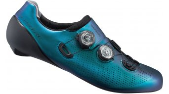 Shimano S-Phyre SH-RC901 Aurora Limited Edition road bike shoes aurora
