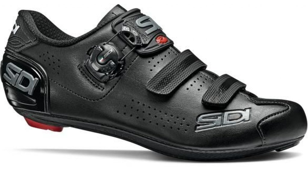 Sidi Alba 2 Rennrad-Schuhe Herren Gr. 38.0 black/black