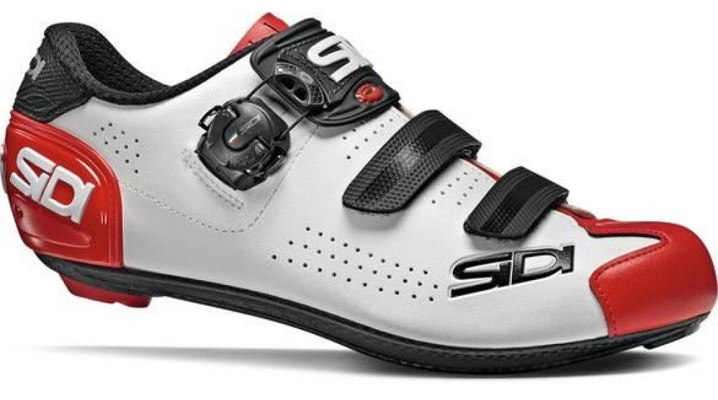 Sidi Alba 2 Rennrad-Schuhe Herren Gr. 36.0 white/black/red