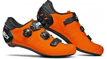 Sidi Ergo 5 Carbon Rennrad-Schuhe Herren Gr. 40.0 matt orange/black