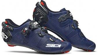 Sidi Wire 2 Carbon Rennrad-Schuhe Herren Gr. 39.0 matt blue/black