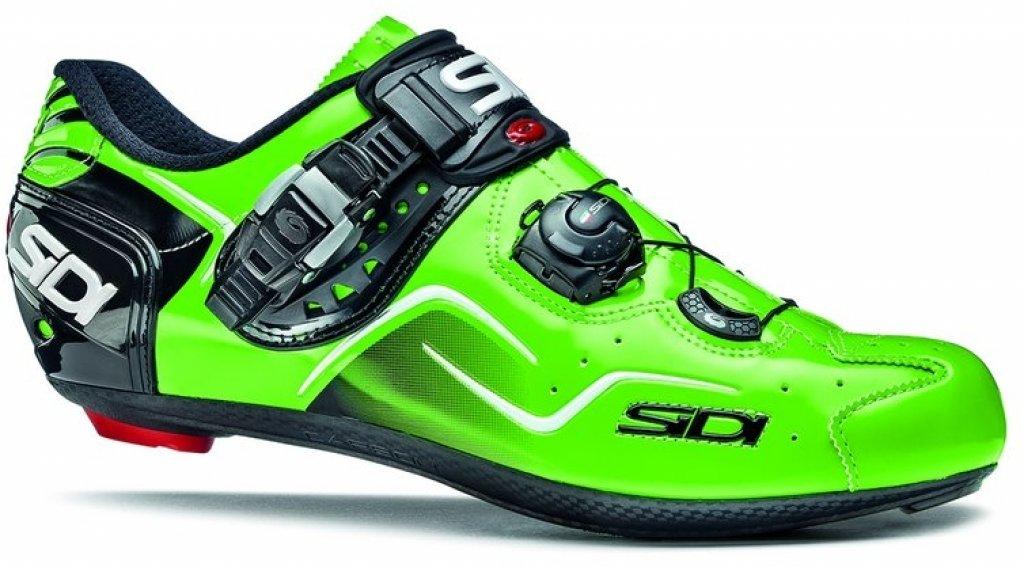 48 fluo mod mis da scarpe corsa uomini Sidi 2018 bici green Kaos gHFfnU