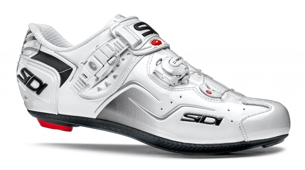 mejor calidad detalles para obtener nueva Sidi Kaos bici carretera zapatillas Caballeros tamaño 39 blanco/blanco Mod.  2019