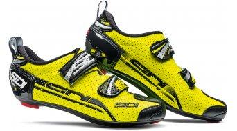 Sidi T-4 Air Carbon Triathlon-Schuhe Herren Gr. 47.0 yellow/black