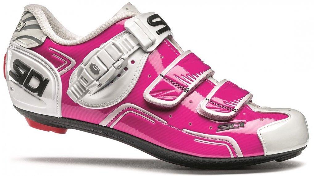 innovative design 6f34d 9d141 Sidi Level scarpe da donna per bici da corsa mis. 37 fuxia/white mod. 2017