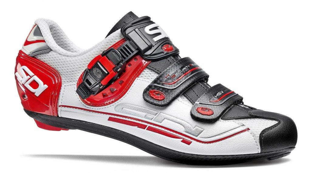Sidi Genius 7 bici da corsa scarpe da uomo mis. 39 white/black/red mod. 2019