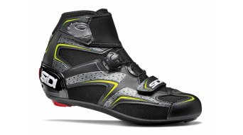 Sidi Zero Gore Winter Rennrad-Schuhe Herren black/yellow