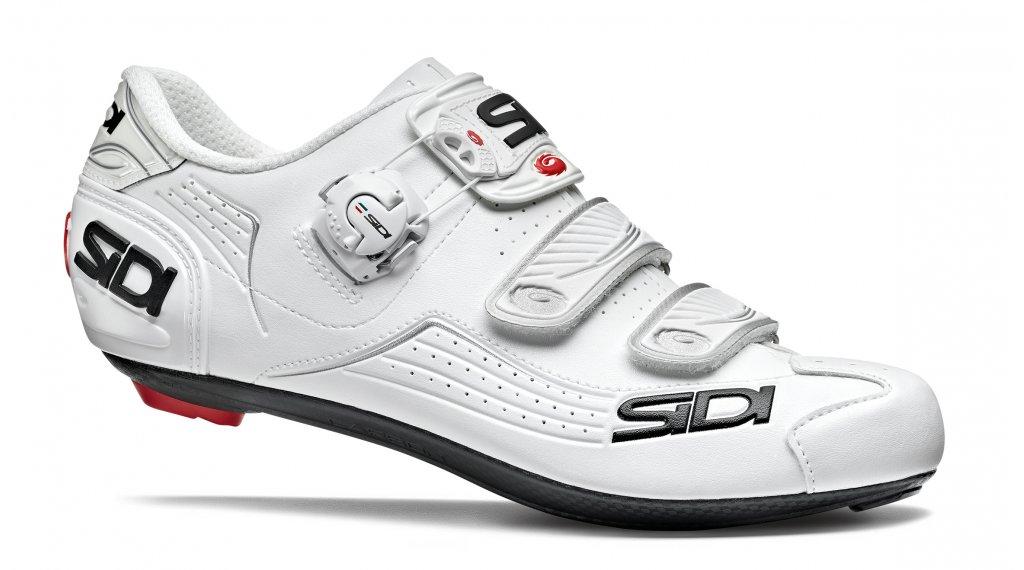 Sidi Alba Rennrad Schuhe Herren Gr. 36 white/white Mod. 2019