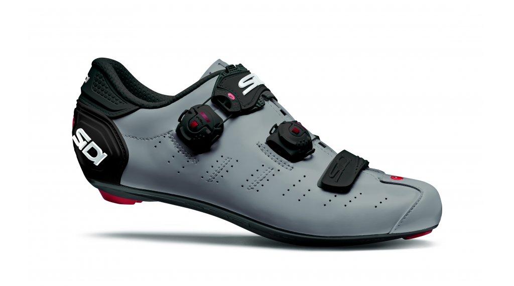 Sidi Ergo 5 Carbon Giro dItalia 2019 Limited Edition Rennrad-Schuhe Gr. 46.5 grau/schwarz Mod. 2019